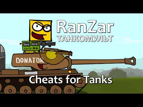 Tanktoon - Cheaty pre tanky
