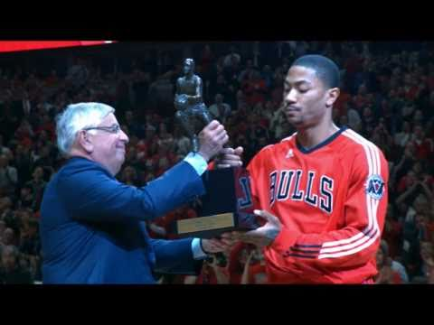 Derrick Rose 2011 NBA MVP - Hero (HD)