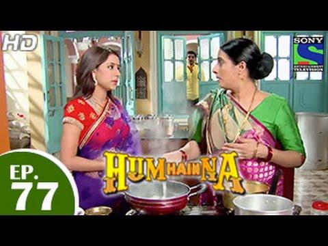 Hum Hai Na - हम है न - Episode 77 - 26th December 2014