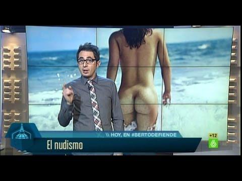 Berto Romero defiende el nudismo - En el aire