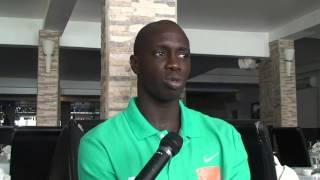 Malèye Ndoye : « Gagner une coupe d'Afrique avant de raccrocher »