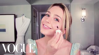Actress Jessica Rothe's Guide to Clear Skin | Beauty Secrets | Vogue