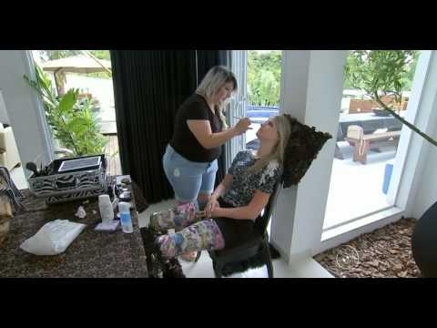Ortopedia Conforpés - Reportagem TV Tem - Ensaio Fotográfico de Amputadas