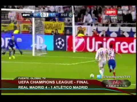 Real Madrid celebró a lo grande Décima Champions League en el Bernabéu