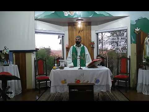 Santa Missa | 02.09.2021 | Quinta-feira | Padre Robson Antônio | ANSPAZ