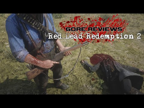 Gore Reviews - Red Dead Redemption 2