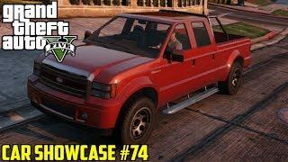 GTA V: Vapid Sadler Truck Car Showcase #74