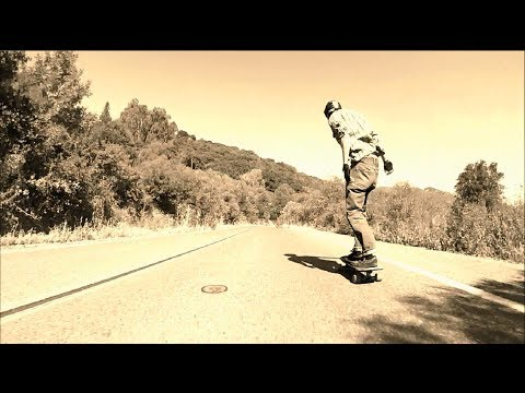 Classic Downhill Skateboarding (Jati Tanto)
