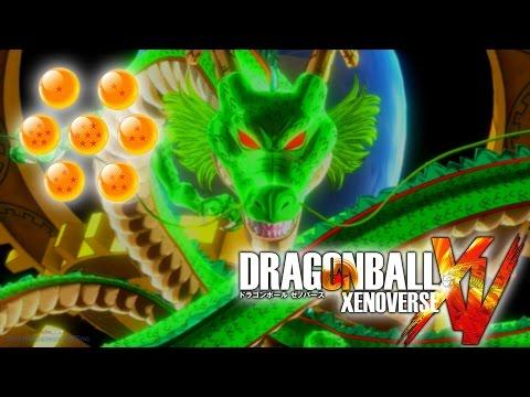 Dragon Ball Xenoverse Part 1- Hướng Dẫn Tạo Nhân Vật và Cách Chơi Đến Màn Cell Saga