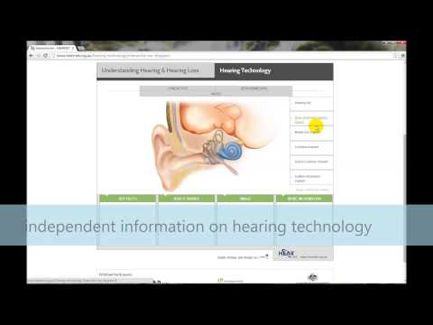 HEARnet's Interactive Ear