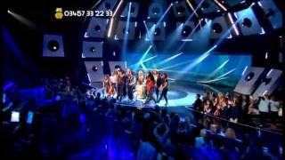 Cast of 'Rock of Ages' perform 'Here I Go Again' on Children in Need 2011