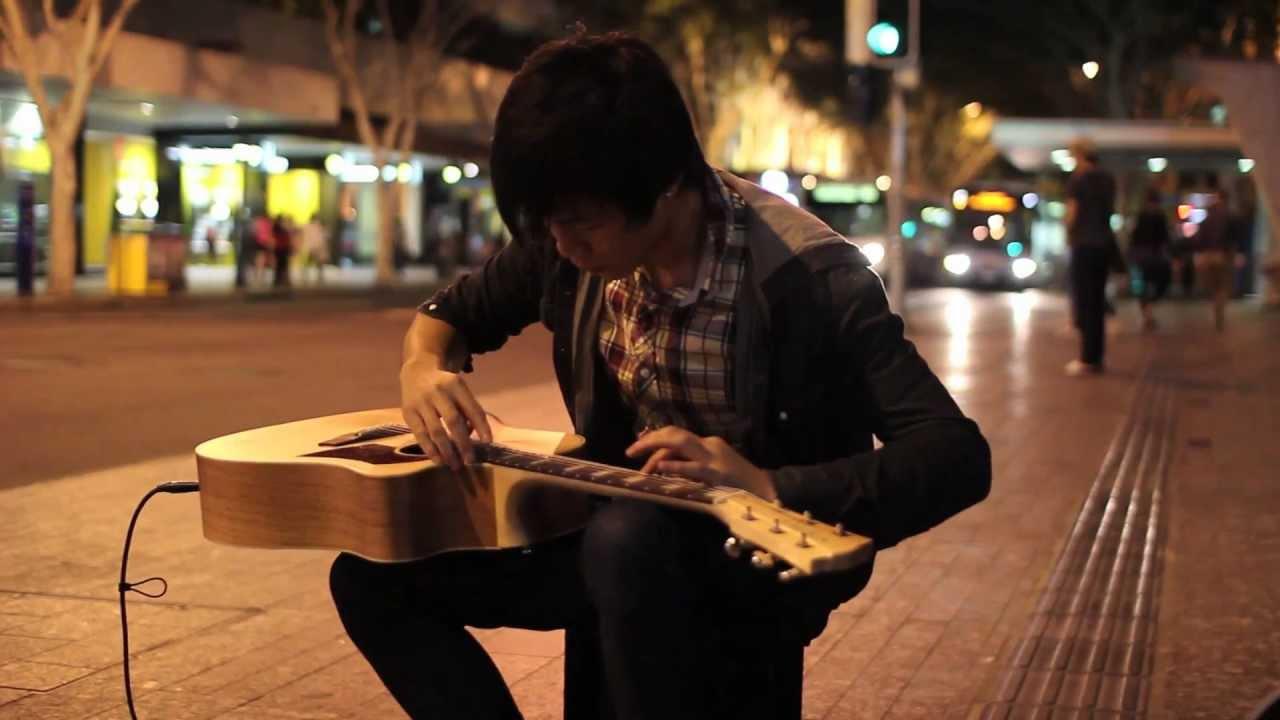 Street Musician Australi, keren gan!!
