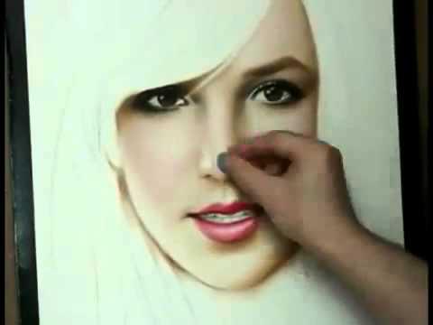 Vẽ tranh đẹp, Tranh vẽ người đẹp đẳng cấp