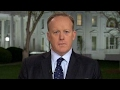 Sean Spicer enters the No Spin Zone