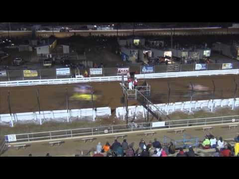Williams Grove Speedway 410 and 358 Sprint Car Highlights 3-28-14