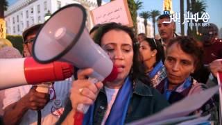 حقوق المرأة أمام البرلمان