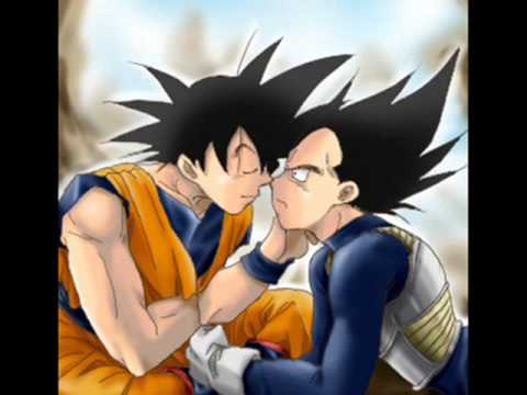 Goku x Vegeta - Want You to Want Me