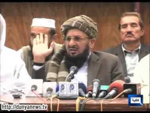 Dunya News-Tehreek-e-Taliban Pakistan presents demands for ceasefire