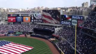 Opening Day New York Yankees 2013