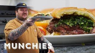 How-To Make a Steak Sandwich with Matty Matheson
