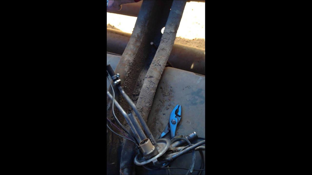 1996 Chevy 1500 Gas  Fuel Gauge Problem - Easy Fix
