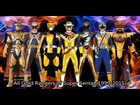 Tổng hợp những siêu nhân vàng kim (1999-2015)