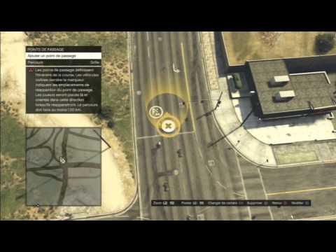 GLITCH | GTA5 : Superposer les rampes dans l'éditeur !