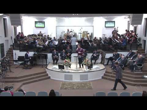 Orquestra Sinfônica Celebração - Harpa Cristã   Nº 186   De valor em valor - 21 10 2018