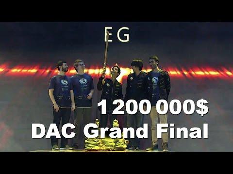 SumaiL Spirit - EG vs VG DAC Grand Final Dota 2