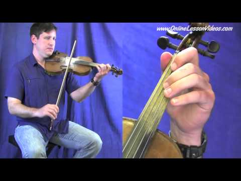 Hình ảnh trong video CATTLE IN THE CANE - Bluegrass Fiddle Lessons