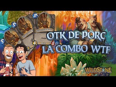 L'OTK DES PORCS DECK DE SAUVAGE PAR NEIGEL [Wild] [Fr] [Hearthstone]