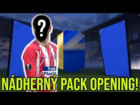 NÁDHERNÝ PACK OPENING! [TOTS V PACKU A MNOHEM VÍC] | FIFA 18 CZ