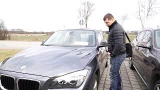 Осмотр BMW X1 E84 авто из Германии в Украину. Денис Рем Дестакар