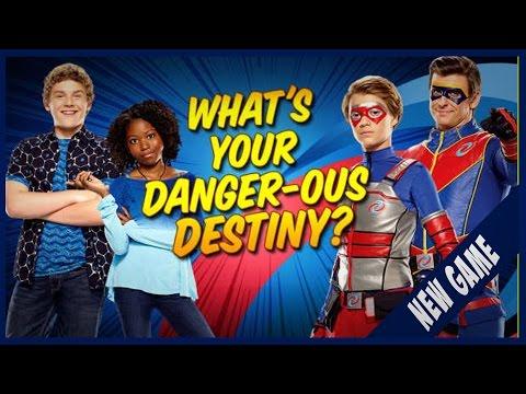 Henry Danger Rescue Rumble Full Episodes Game