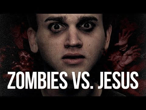 Zombies vs Jesus
