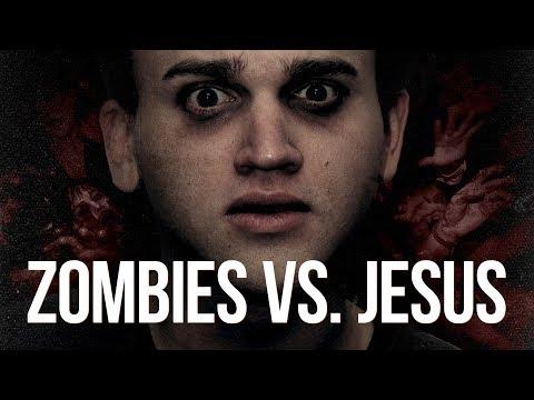 Zombies vs Jesus