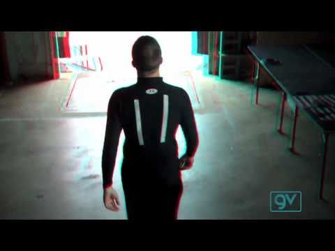 TRON: Legacy - Low Rez (3D Version)