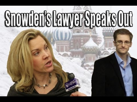 Edward Snowden's Lawyer Speaks Out