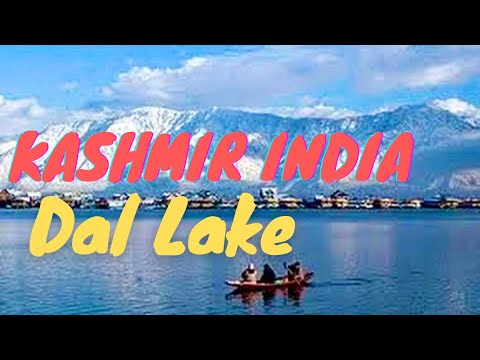 Beautiful Dal Lake Srinagar Shikara Boat Ride Kashmir India 2013 *HD*
