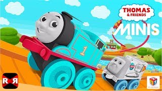 Thomas and Friends Minis - All Trains & Items Unlocked - iOS / Android Gameplay