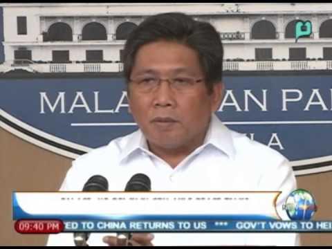 [NewsLife] Palace: No delay in GPH-MILF peace talks || Jan. 23, 2014