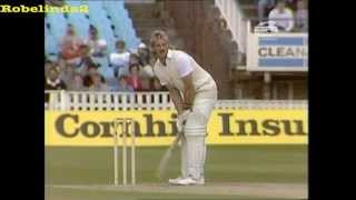 1st ball SIX! Ian Botham ARROGANCE & PURE SKILL 720p HD