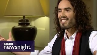 Russell Brand Is Ready for the Revolution: BBC Newsnight