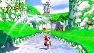 """Vamos Jogar: Super Mario Sunshine #1 """"Cerceamento De"""