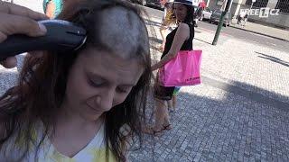 Anything for money 1 - Shaved head (Za prachy cokoli 1)