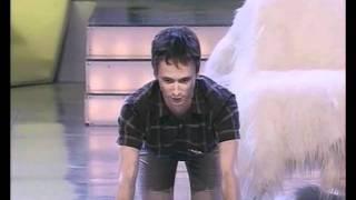 КВН Лучшее: КВН Высшая лига (2008) 1/4 - Федор Двинятин - Приветствие