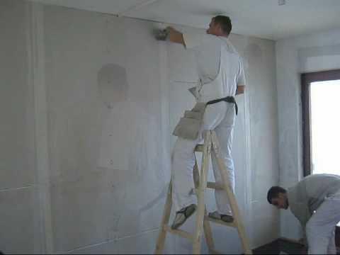 Montaż ściany działowej w mieszaniu