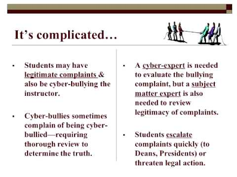 Cyberbullying of Faculty in Online Classrooms (OTC14)