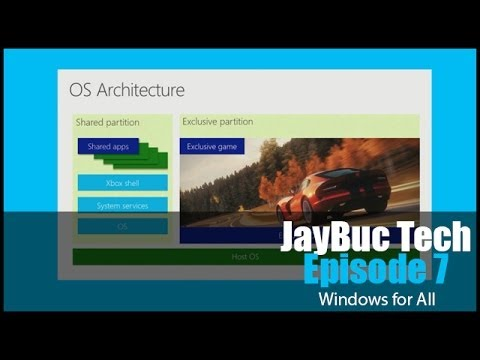Episode 7: JayBuc Tech - Microsoft Build - Definition of Next Gen, How Xbox Works