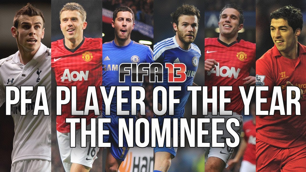 player of the year pfa